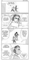 SW Rebels: Different Journeys AU FF7 by carrinth