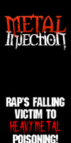 Metal Injection Web Banner by MrAngryDog