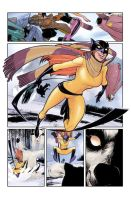Patsy Walker: Hellcat 1.19 by JohnRauch