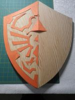 Link shield pattern design by Bwabbit