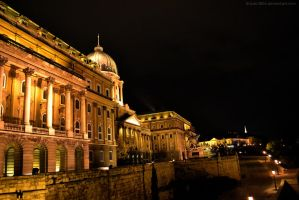 Buda Castle by Drazen1804