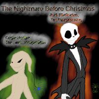 Nightmare Before Christmas by CheshireCatGrin
