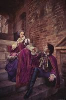 Renaissance Fashion by adelhaid