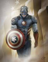 Capitan America by Vanni01