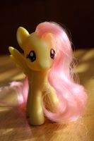 Fluttershy Beauty by PlaidRed
