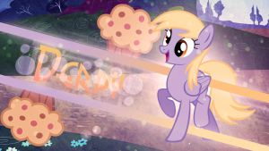 Derpy Wallpaper by DJ-AppleJ-Sound