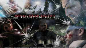 - Metal Gear Solid V The Phantom Pain Wallpaper - by PokeTheCactus