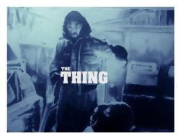 KURT RUSSELL IN JOHN CARPENTER'S THE THING VARIANT by BUMCHEEKS2