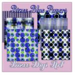Bizee Blue Papers by Bizee1