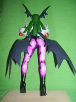 Morrigan Papercraft 7 by Neolxs