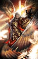 The lord of angel by Sendolarts