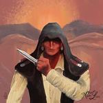 Assassin (Deadlands: Reloaded) by Yesmouse