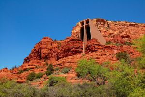 Chapel of The Holy Cross by esee
