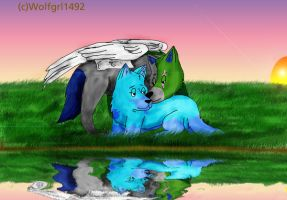 Imaginary Love by wolfgrl1492