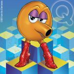 Q is for Q*Bert by Arzeno