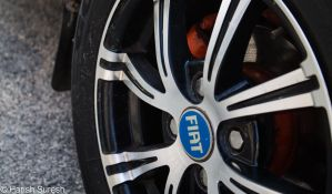 The latest FIAT Wheel Rims by harishrvt