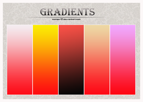 Gradients - 4 by ManGo-01