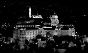 Buda Castle by OrokSzerelem