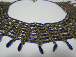 Collar necklace 2 by TheCrimsonCrow