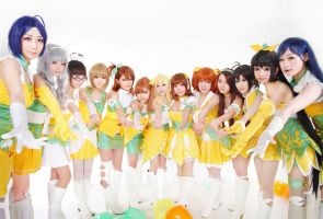 THE IDOLM@STER2 01 by OluciaO