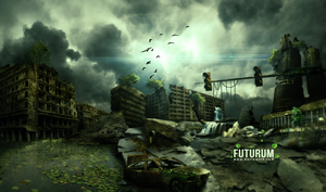 FUTURUM - Photoshop CS6 SpeedArt by BorisWick
