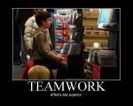 Teamwork by real666