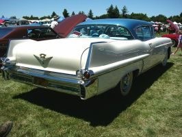 My Little Darlin' - 1957 Cadilac Series 62 Coupe by RoadTripDog