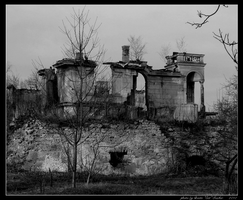 The Deserted House by Lady-CaT