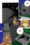 Legend of Zelda A Link to the Past Page 12 Colored by LinkHylianKnight