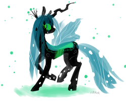 Spores by PuffPink