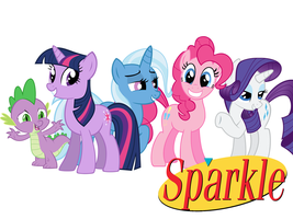 Sparkle Cover/Index by Jokie155