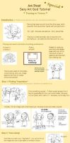 + Art Thief Tracing Tutorial + by Glittercandy