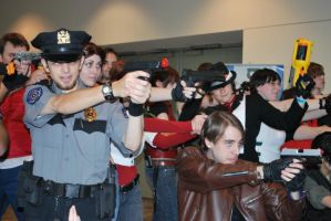Otakon 2009 - FREEZE DIRTBAG by RPDOfficer