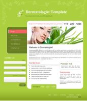 Website for Dermatologist by Areeb89