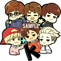 EXO-K FAN (new design) by misunderstoodpotato