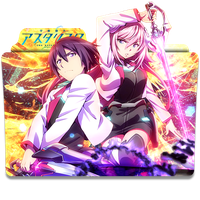Icon Folder - Asterisk War by alex-064