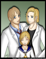 Birkin's family by Biohazard-Steph