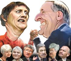 NZ ELECTIONS: CLARK vs KEY by space-for-thought
