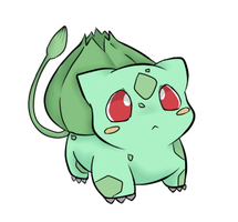 Bulbasaur by Astral-Dragoness