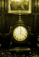 Ghost Time Sepia by Forestina-Fotos
