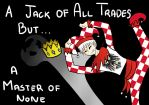 Jack of All Trades by girlyanimegal