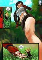 Page 18 - Growth Materia - Giantess Fan Comic by giantess-fan-comics