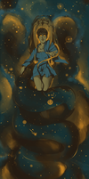 Pallete challenge - The Mara by Miss-Alex-Aphey