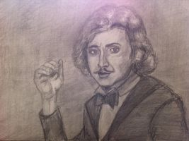 Gene Wilder by maddiemac
