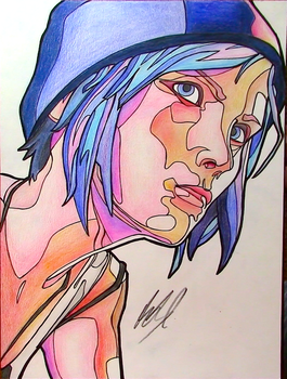 Chloe Price - Life is Strange by AnthonyParenti