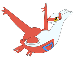 Latias - Put a Smile On by SkulblakaShurtugal