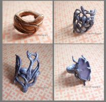 Thranduils rings by RadiumIridium
