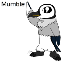 Mumble by Enricthepenguin92