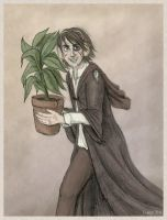 Defensive Herbology by Loony-Lucy
