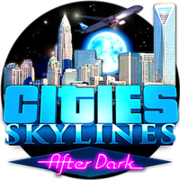 Cities Skyline After Dark by POOTERMAN